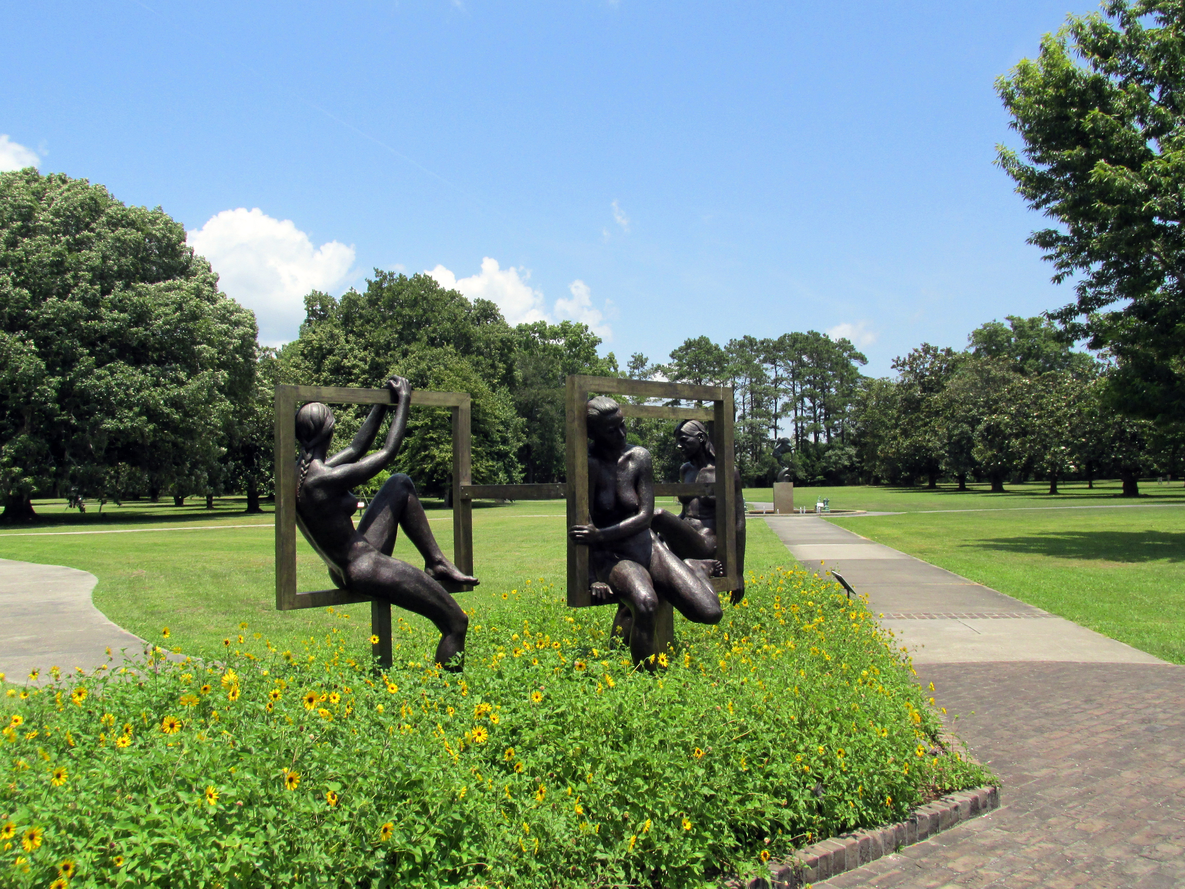 Brookgreen Gardens, Murrells Inlet, SC – A Moveable Garden