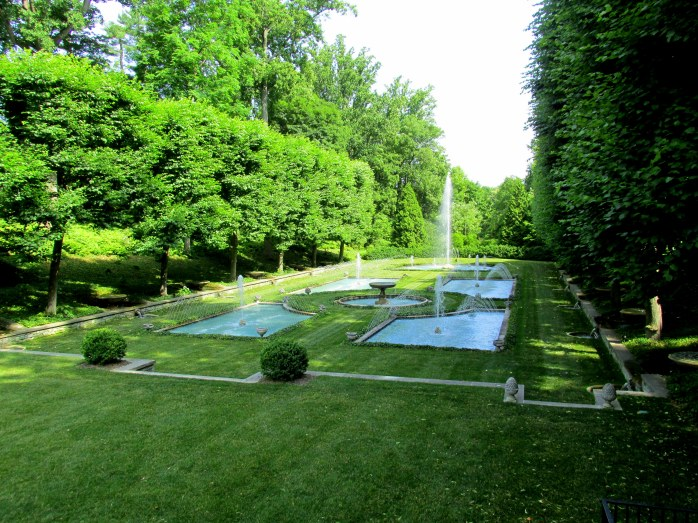 Italian Gardens (another view)