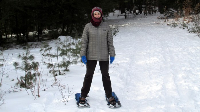 MwithsnowshoesontrailLP17Jan2015