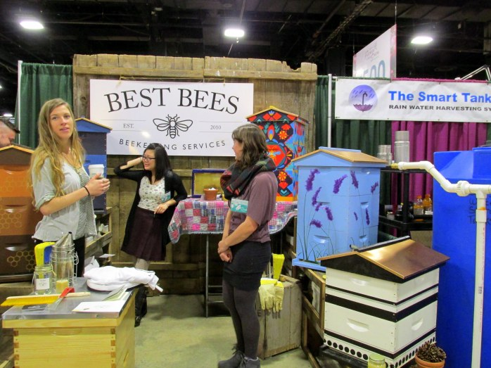 Best Bees (beekeeping) and Smart Tank (rainwater collection) vendors