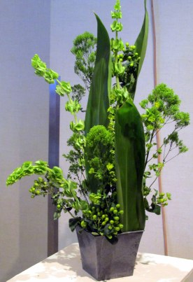 "Floral Design: Tales of Enchanment: ""Emerald City"""