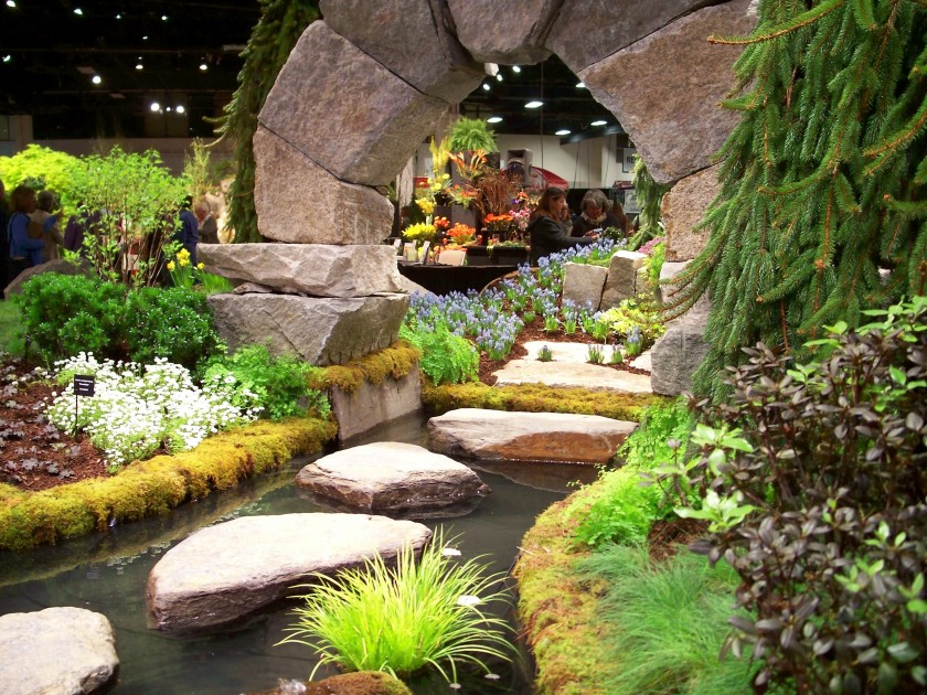stonearchwaterfeature