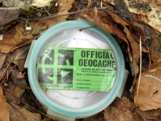 geochache container