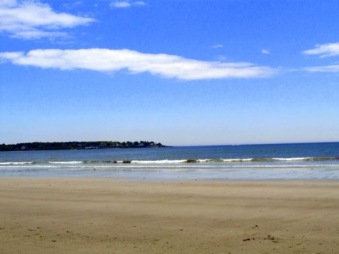 Black Point peninsula