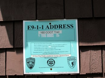 E911addresscardforfiretowerMegallowayMtntrailPittsburgNH10July2015
