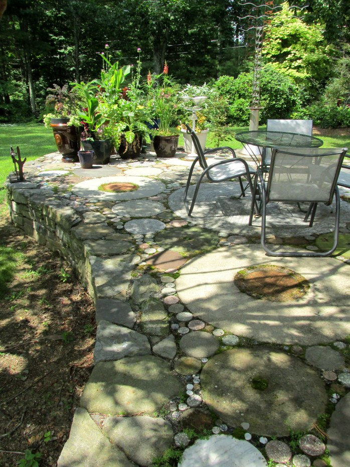 patio by house