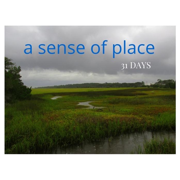 a sense of place(1)