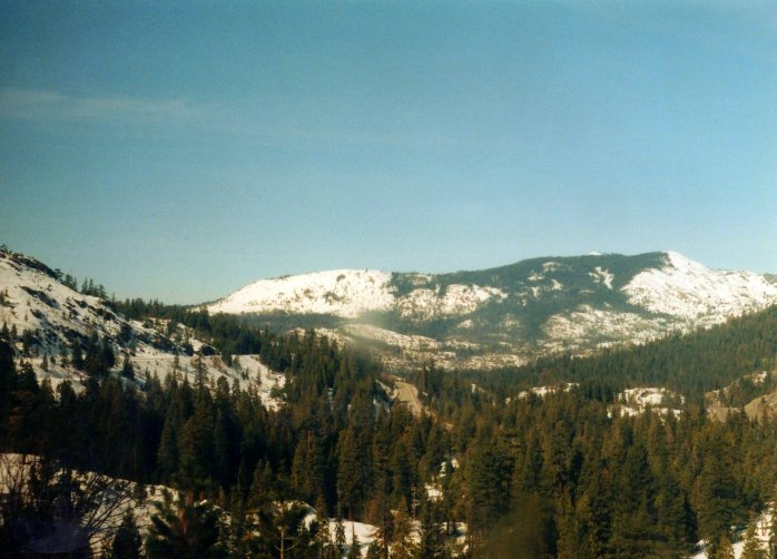 Donner Pass, CA, Jan 2004