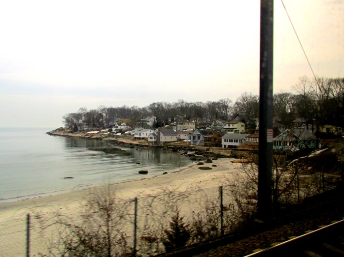 near Old Lyme CT, March 2014