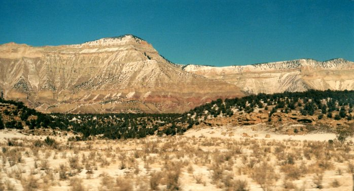 near Grand Junction, CO, Feb 2004