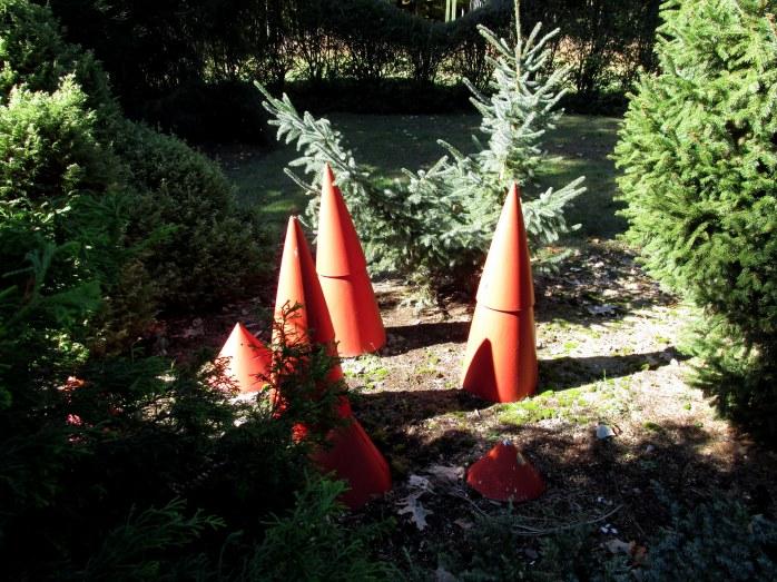 cones in Conetown