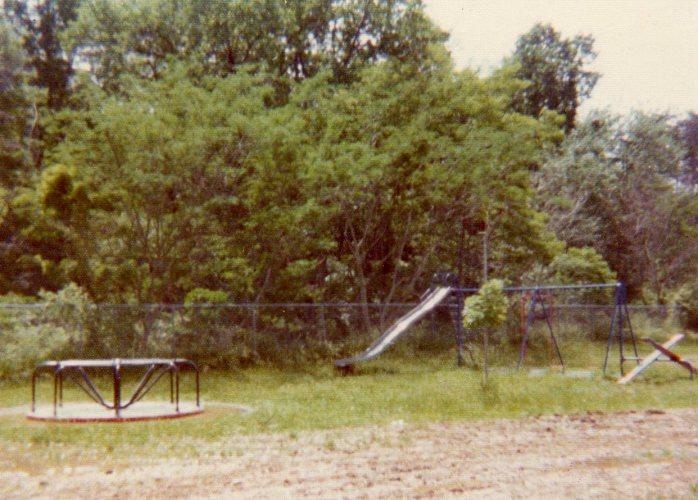 PaulMonroElementarySchoolplaygroundLynchburgVAmid1970s