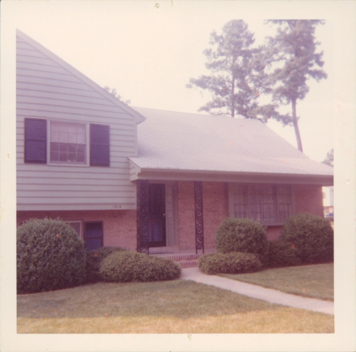 house I lived in from 1969-1972 or so