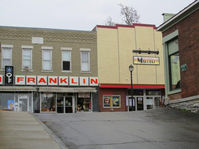 Ben Franklins, Marquis cinema