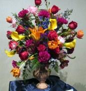 flowerbouquetbNatureInspiresLiteratureBostonFlowerShow19March2016