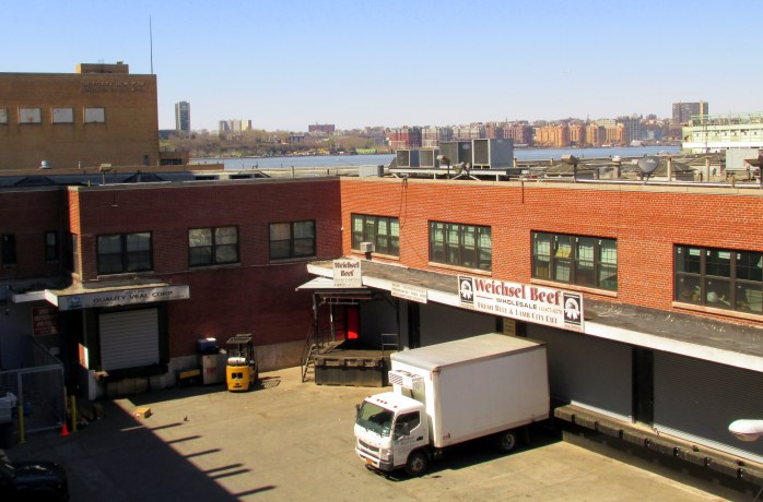 Quality Veal Corp. and Weichsel Beef (view from High Line)