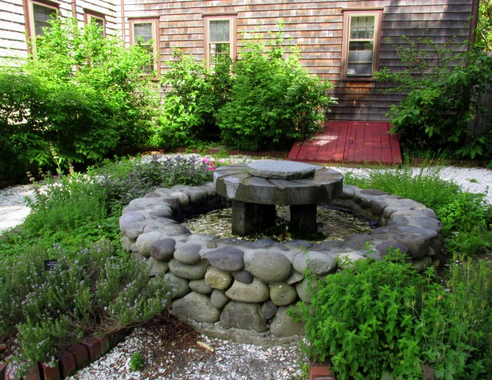 herbgardenstonefountainhouseHeritageGardensSandwichMA23June2016
