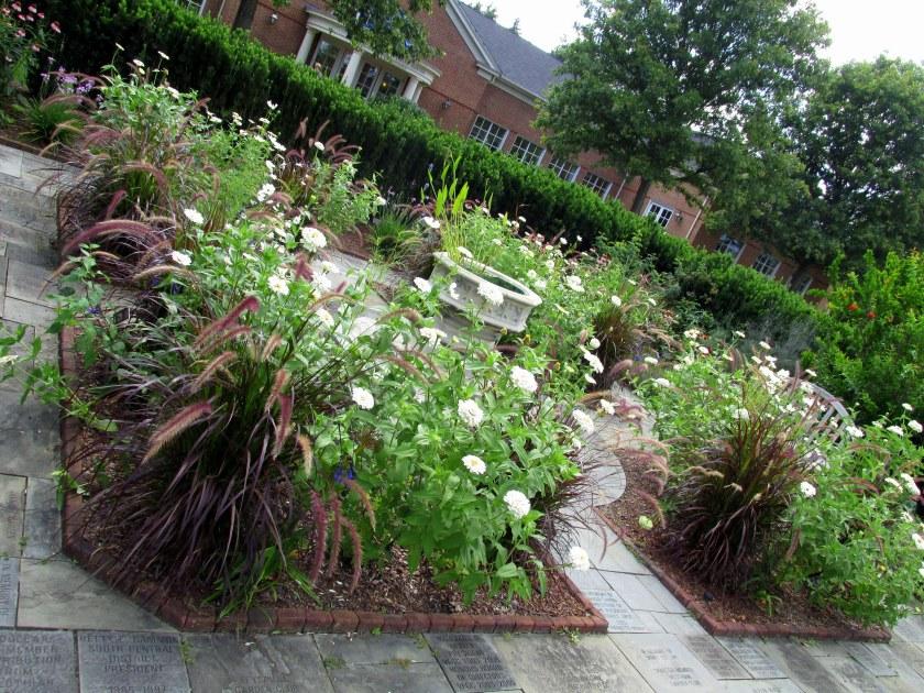 part of Meditation Garden