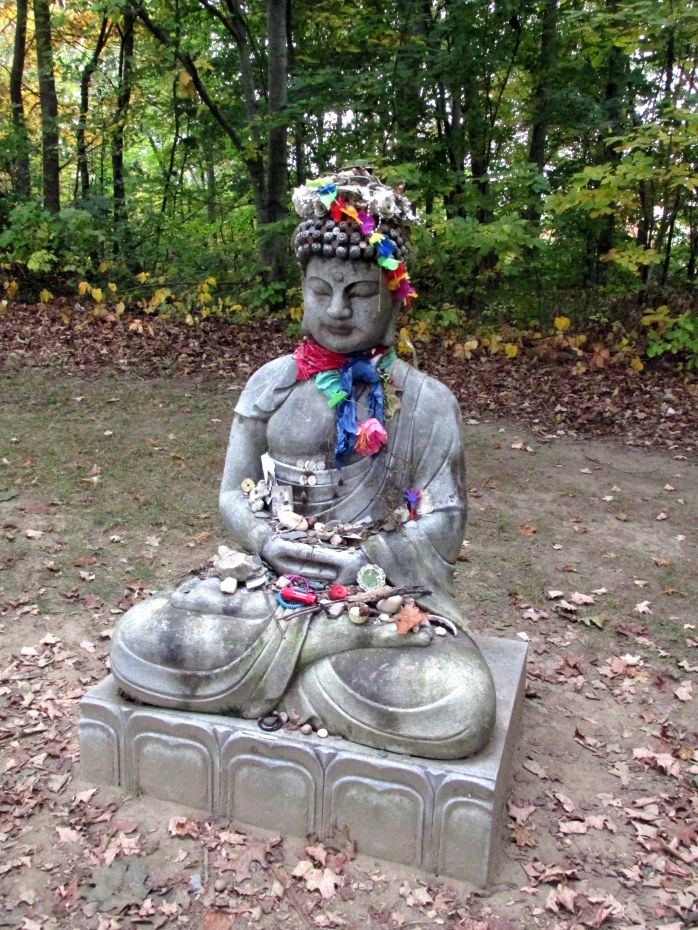 decoratedbuddhacontemplationpathoflifewindsorvt7oct2016