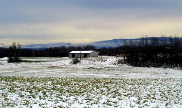 Johnson Trail field