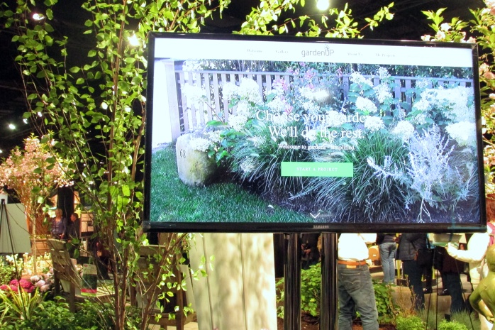GardenUpvideodisplayBostonFlowerShow24March2017