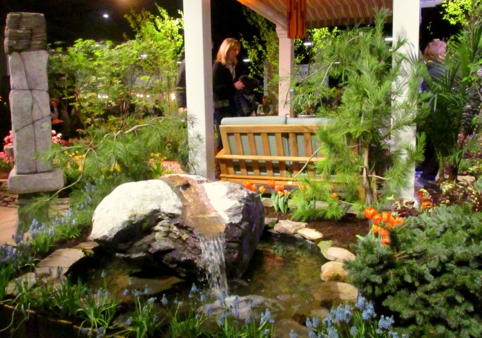 waterfallpavilionplantingsRutlandNurseriesBostonFlowerShow24March2017