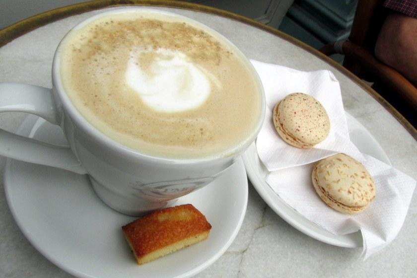 cafeaulaitsaltedcaramelchocolatehazelnutmacaroonParisMarketoutsideSavannahGA18Dec2016