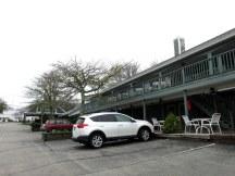 Cove Motel, Orleans, MA (Cape Cod), April 2017