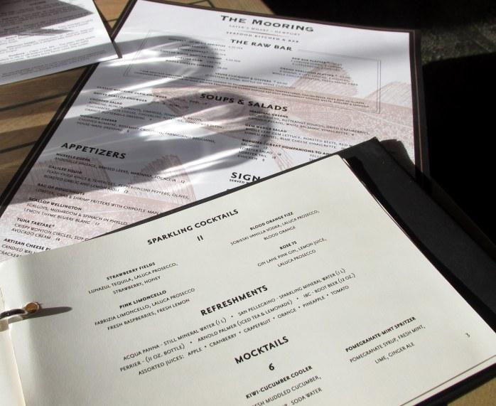 menusMooringrestaurantNewportRI7May2017