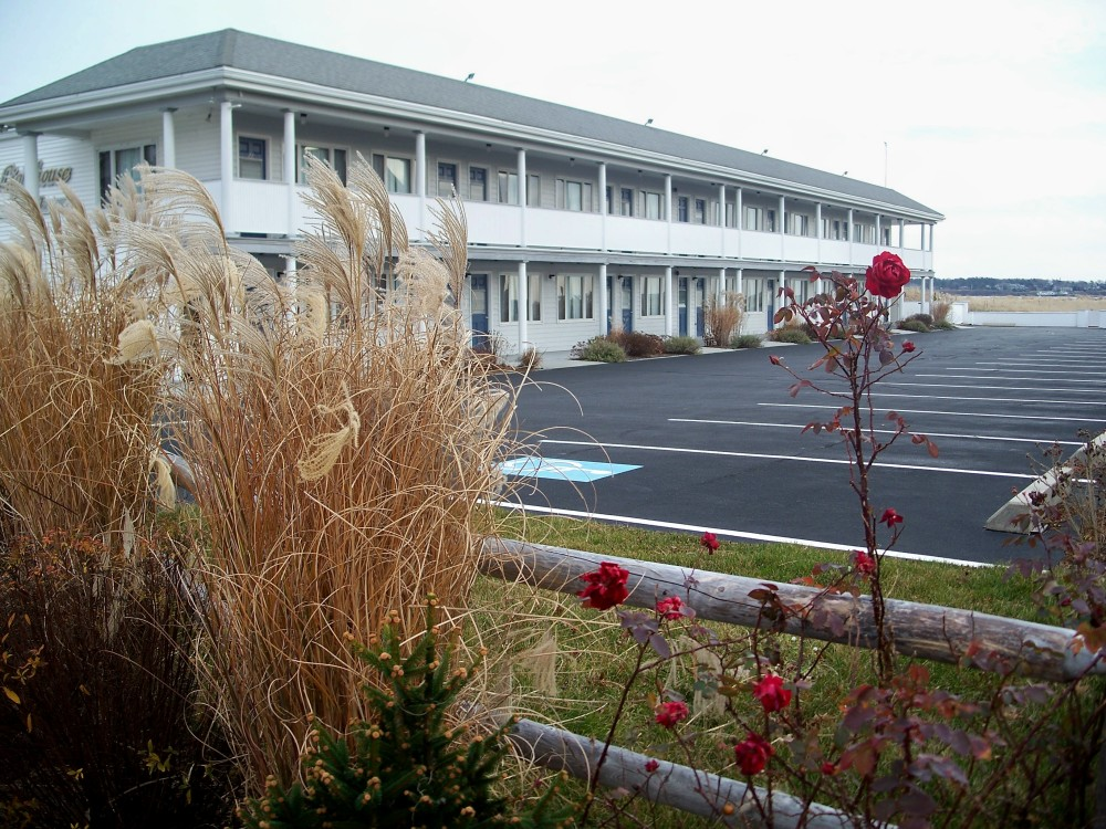 pinepointlighthouseinnwithgrassesroses9Dec2011