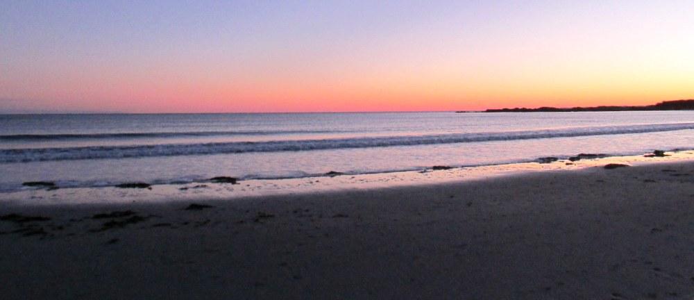 sunset435pmSeasideInn30Dec2014