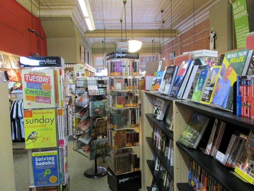 VermontBookShopMiddleburyVT29Nov2013